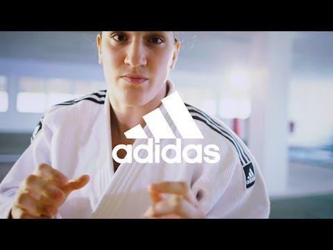 Mayra Aguiar: Speed Takes Willpower - adidas