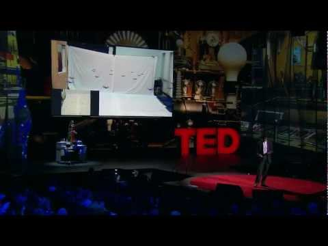 Vijay Kumar: Robots that fly ... and cooperate: TED TALKS: documentary,lecture,talk