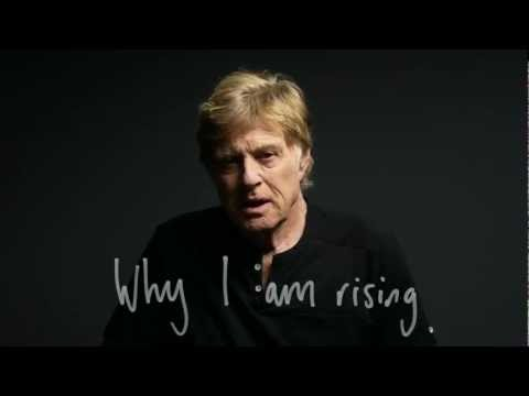 One Billion Rising: Robert Redford on why he is joining Eve Ensler's campaign