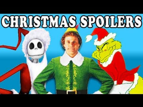 50 Christmas Spoilers in 3 Minutes