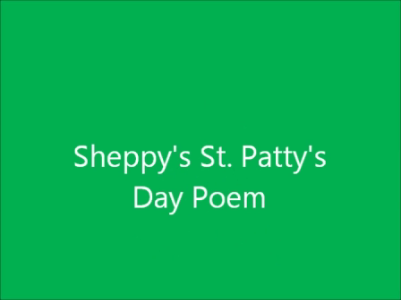 Sheppy St.Patty`s Day