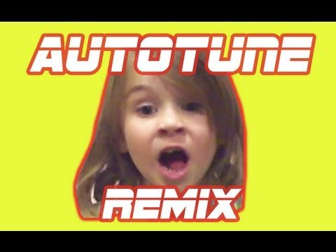 5 Year Old Needs a Job Before Getting Married AUTOTUNE REMIX