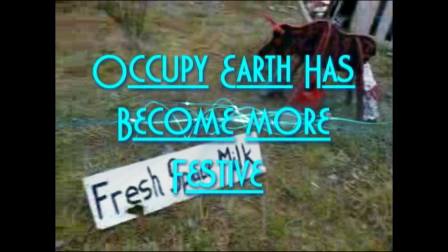 Occupy Earth Becomes Festive