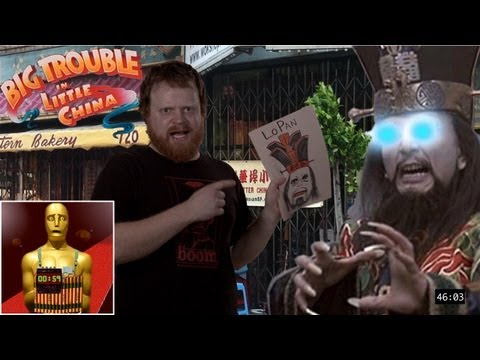 Big Trouble in Little China - 1 Man 1 Movie 1 Minute