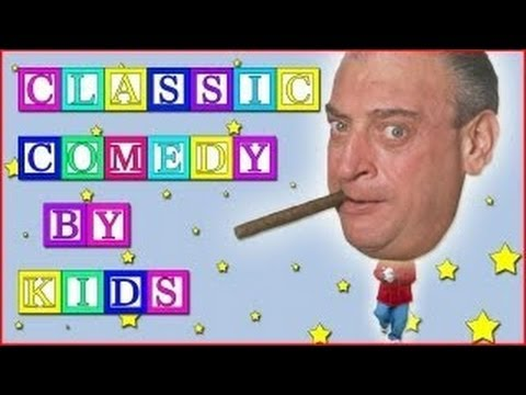 Rodney Dangerfield Performed by a 6 Year Old (2)