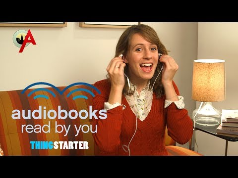 Audiobooks Read By You