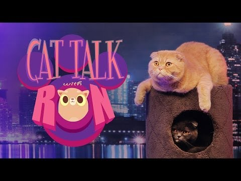 Cat Talk with Ron