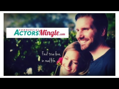 Commercial Actors Mingle (Jon Lajoie)