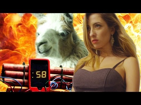 Meet Llama Cop's sexy ex, and new explosive problem