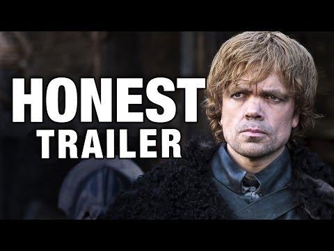 Honest Trailers - Game of Thrones