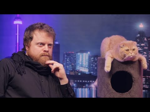 Cat Talk with Ron - Episode 2