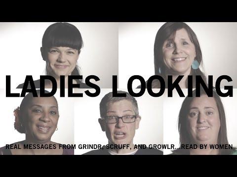 Ladies Looking [NSFW]