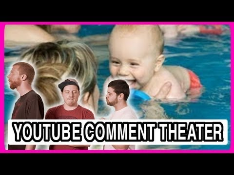 How To Teach A Child To Swim - YouTube Comment Theater