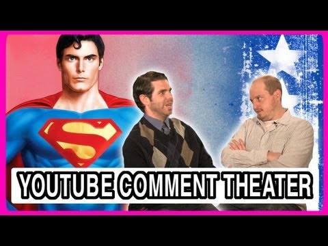 10 Things You Didn't Know About Superman FT. Ry Doon - YouTube Comment Theater