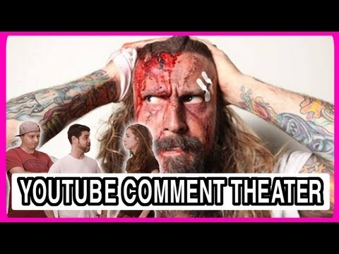Rob Zombie - Pussy Liquor - YouTube Comment Theater