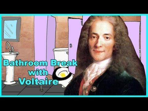 Voltaire - Bathroom Break