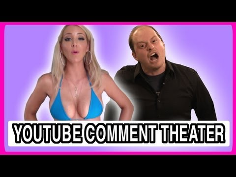 Jenna Marbles (2) - YouTube Comment Theater