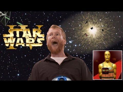 Star Wars - 1 Man 1 Movie 1 Minute