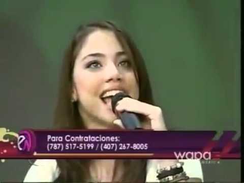 YARITZA DROZ NIÑA SANADA DE PARALISIS CEREBRAL, CANTA PARA DIOS!
