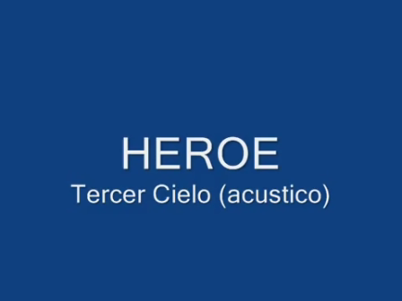 Héroe   Tercer Cielo (acustico)