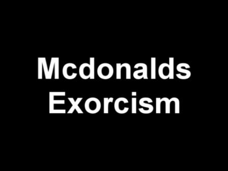 McDonalds Excorcism Prank - Ownage Pranks
