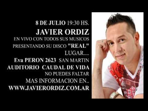 JAVIER ORDIZ CONCIERTO 8 DE JULIO