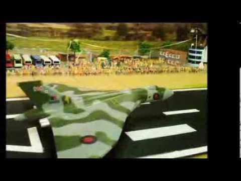 Model Military Airfield: Evie AIr Show- Part 8