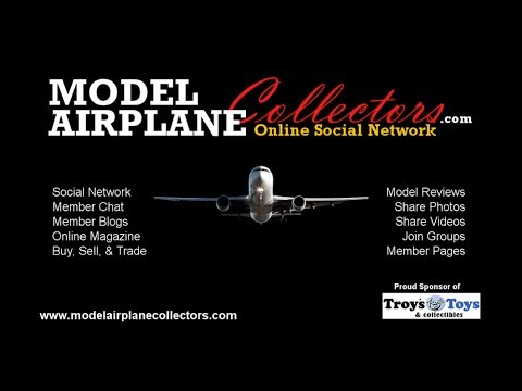 Model Airplane Collectors
