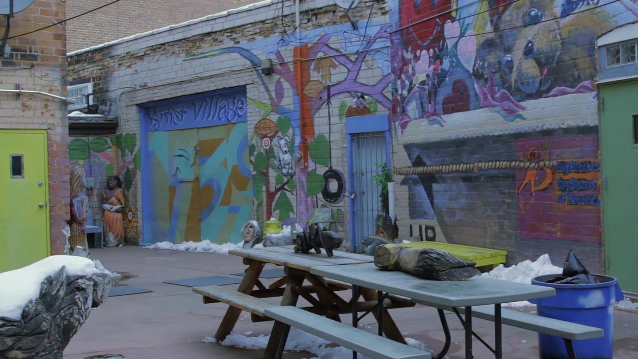 Place Market: The Artist Village Detroit