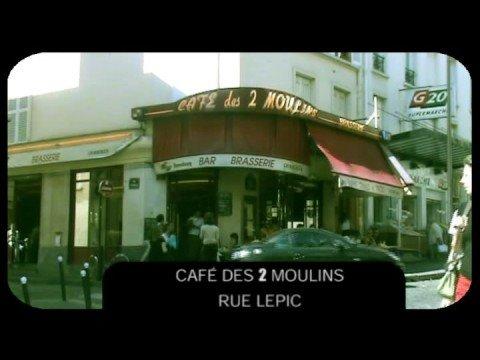 Cinema Diary: Paris d'Amélie Poulain (2008)