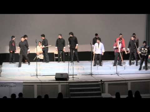 "2011 GAA Benefit Concert - Chorale Highlights - ""Mulan"""