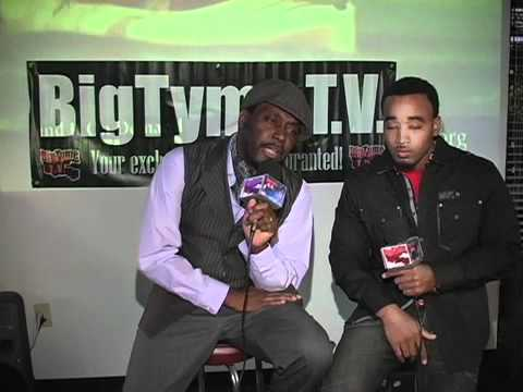 Comedians Grave Digger, Montee & Pat Brown also Big Daddy Kane