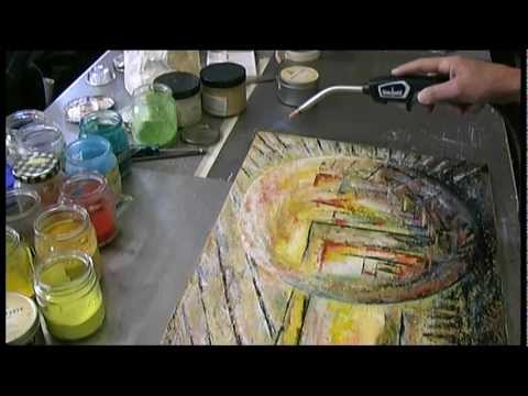 mindscape momento encaustic work in MPO