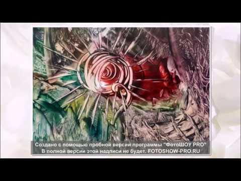 """Я рисую утюгом...! "" - техника ЭНКАУСТИКА- Людмила ПУЧКИНА"