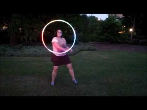 LED Hoop Play