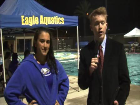 Eagles H2O polo narrowly defeated by Carona Del Mar