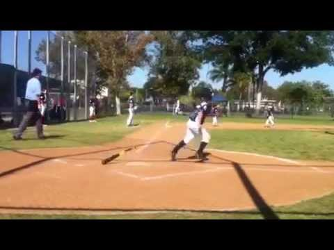 6 year old Brody Connors going DEEP, twice!!