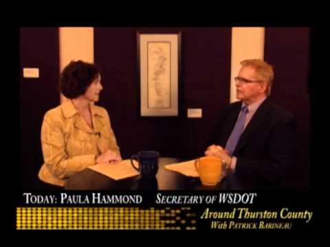 Traffic Talk with Paula Hammond of WSDOT