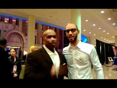 P.A. & Swizz Beatz for the P. A.  Foundation