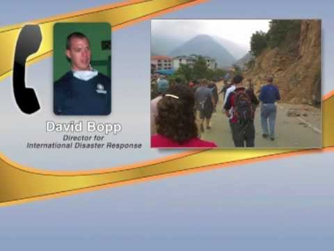 HISG International Disaster Response Training