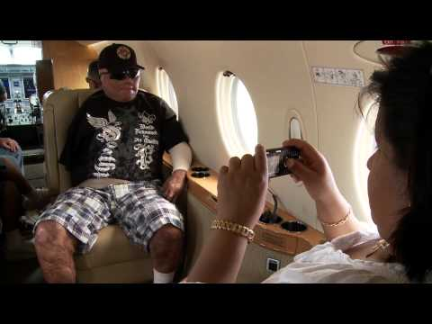 America's Wounded Veterans Need Business Aviation | Support Impact a Hero