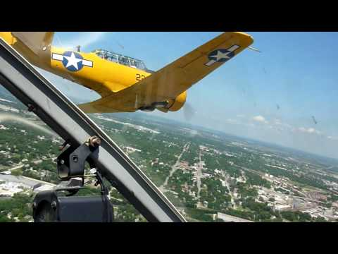 Memorial Day Formation Flight