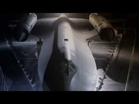 Pilot Recounts Tales of SR-71 Blackbird