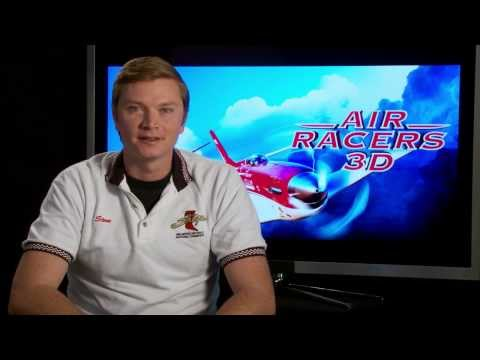 Steve Hinton Greeting and Air Racers 3D IMAX - Trailer (Official)