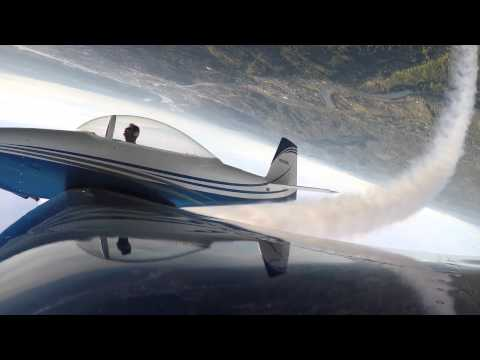Vans Aircraft RV-8 Basic Aerobatics