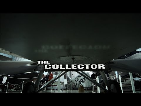 """Aviation Storytellers:  """" The Collector """" featuring Greg Herrick"""