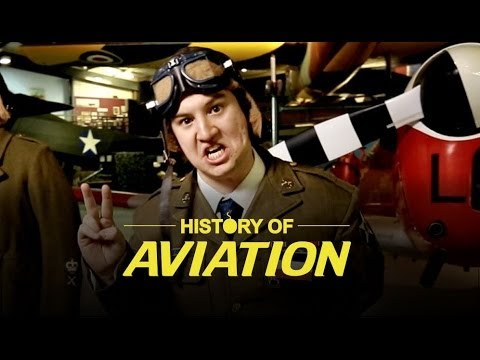 History of Aviation (in One Take)