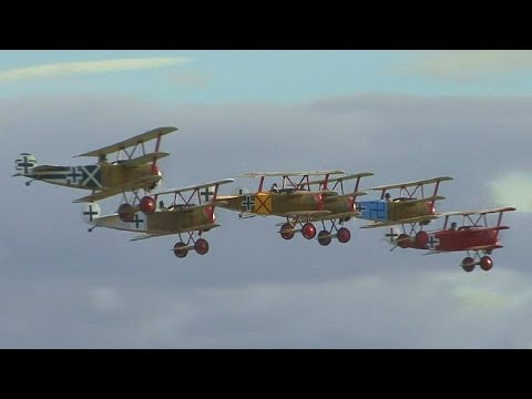 The Red Baron & The Flying Circus in full HD at 1080p