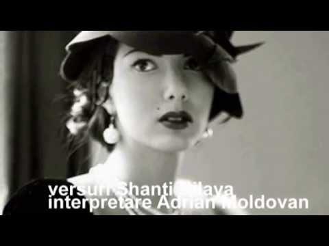 Toamna, hai Iubire! versuri Shanti Nilaya, interpretare Adrian Moldovan