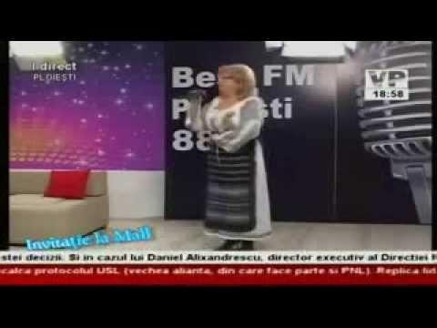 OFELIA FLORICA HARANGUS- S- a dus neica, nu mai vine -'Invitatie la mall'', VPTV 19-02-2014-